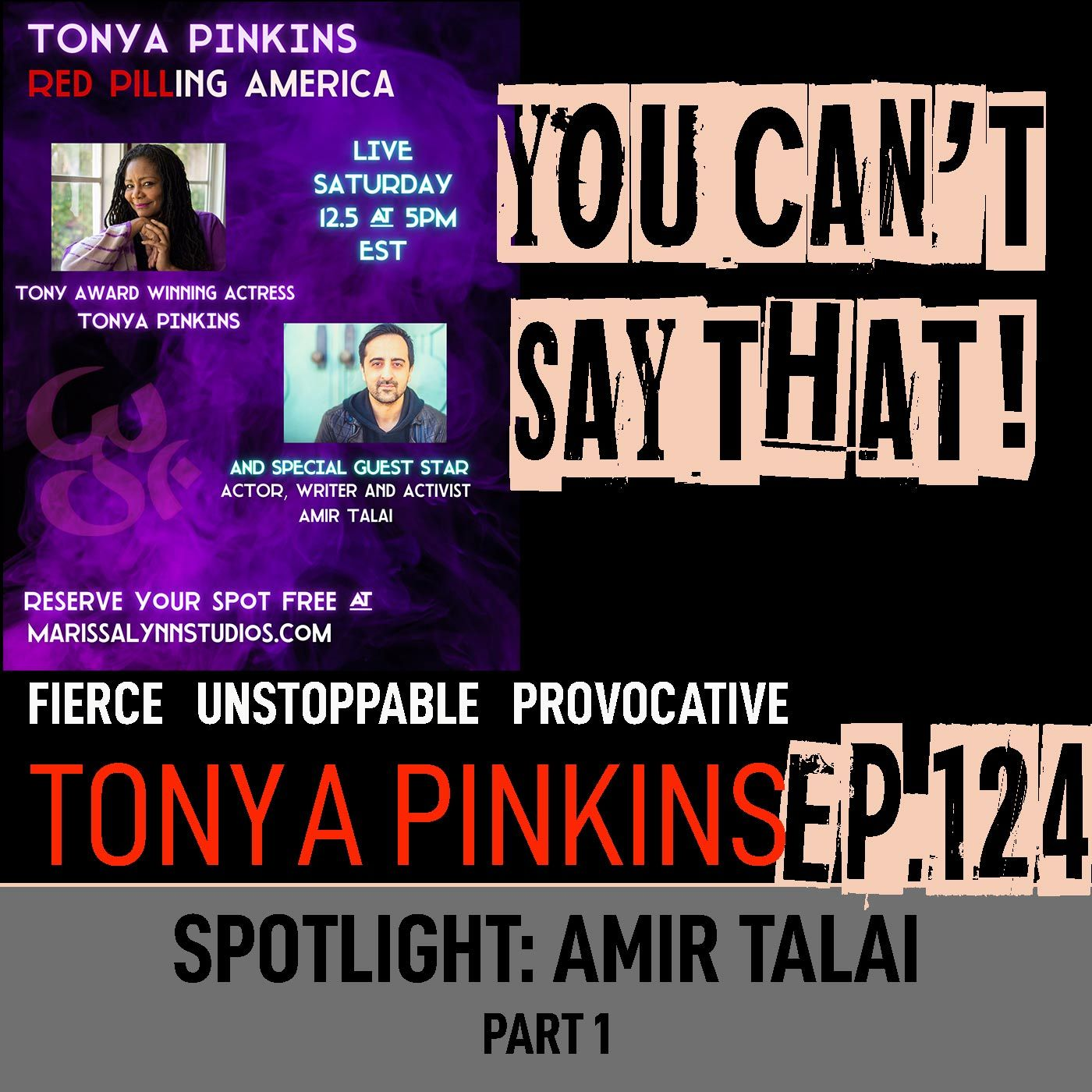 Ep124 - SPOTLIGHT: Red Pilling America with with Amir Talai (Part 1)