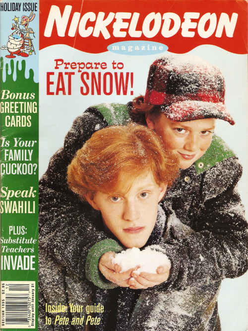 116 - The A to Z's of Pete and Pete aka another #nostalgiadump