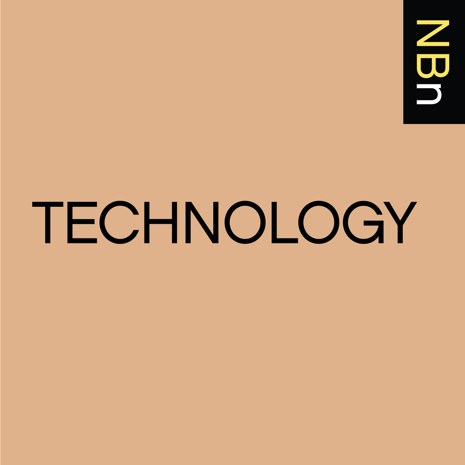 Premium Ad-Free: New Books in Technology podcast tile