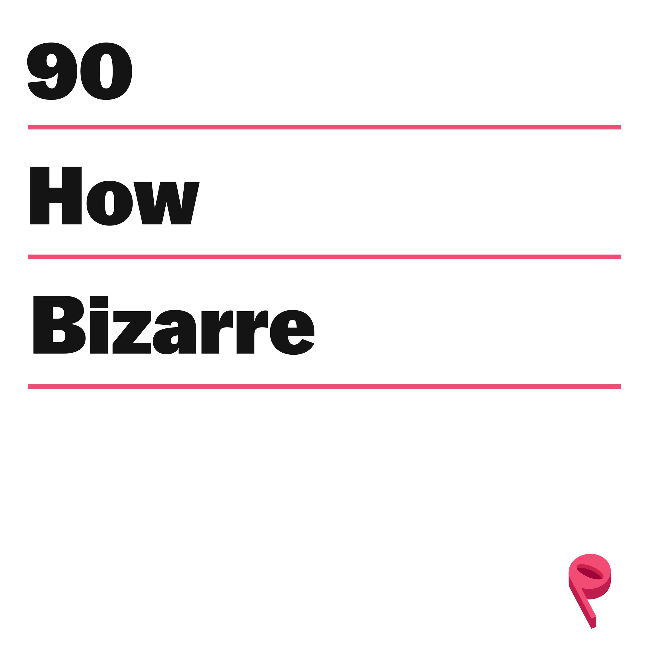 ICYMI: Why is 90s Pop so Bizarre?