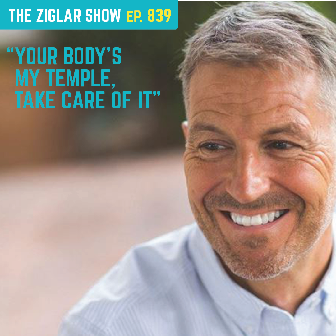 """839: """"Your Body's My Temple, Take Care Of It"""" 