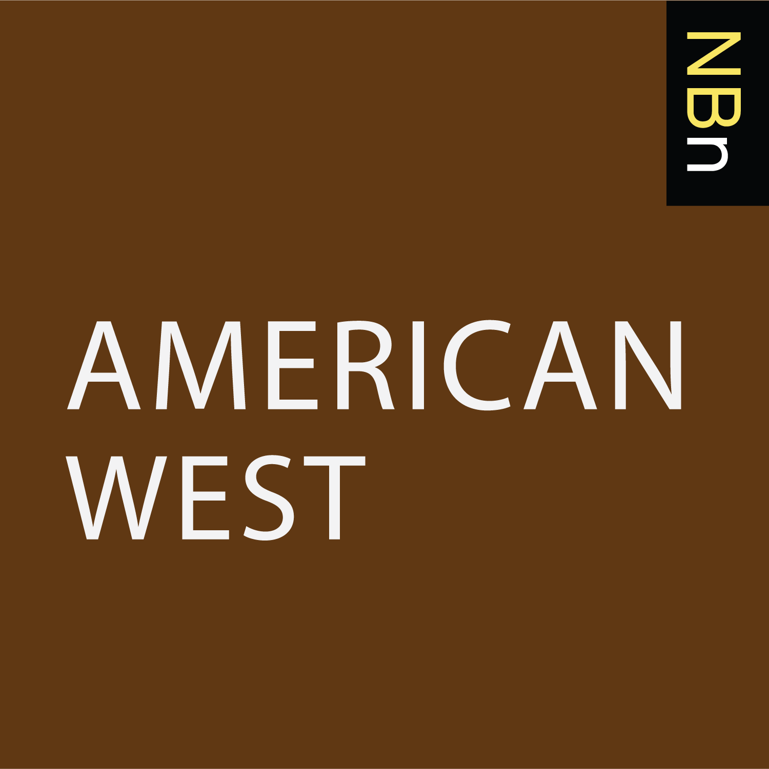 New Books in the American West podcast tile
