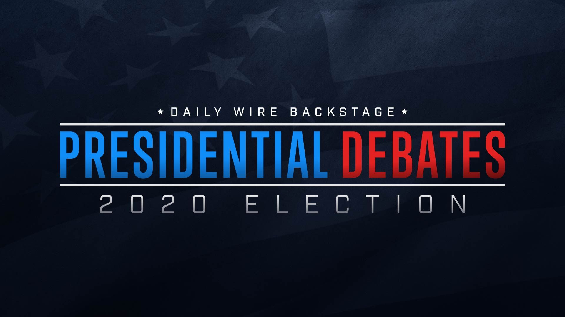 Daily Wire Backstage: Mute This Debate Edition