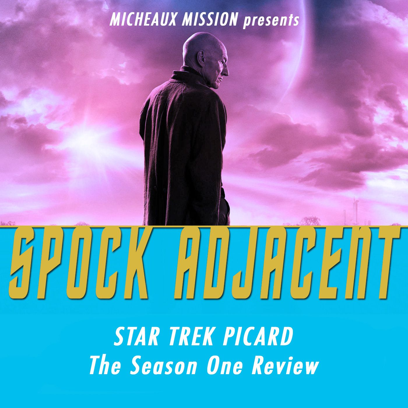SPOCK ADJACENT - Star Trek Picard S1 Review