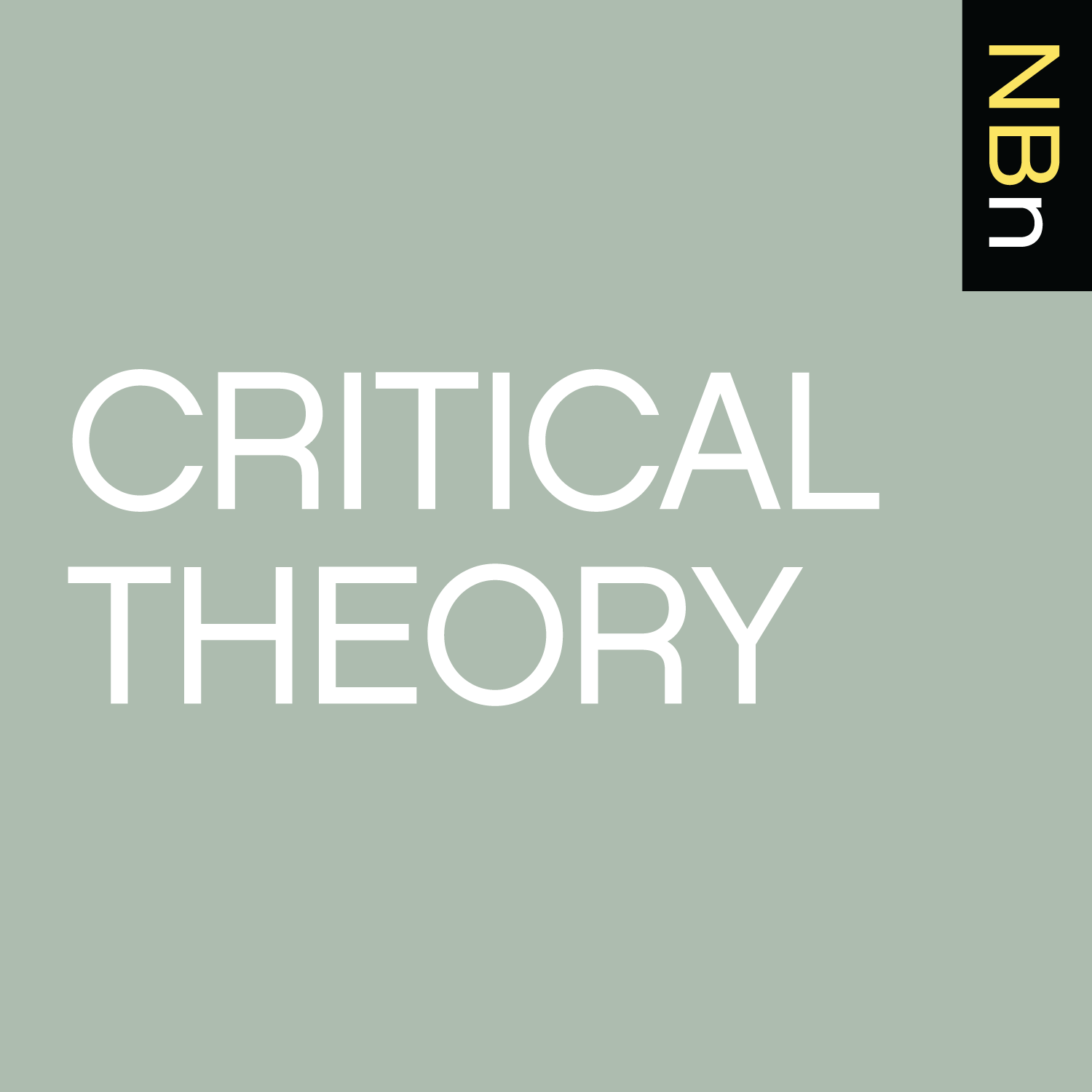 New Books in Critical Theory podcast tile