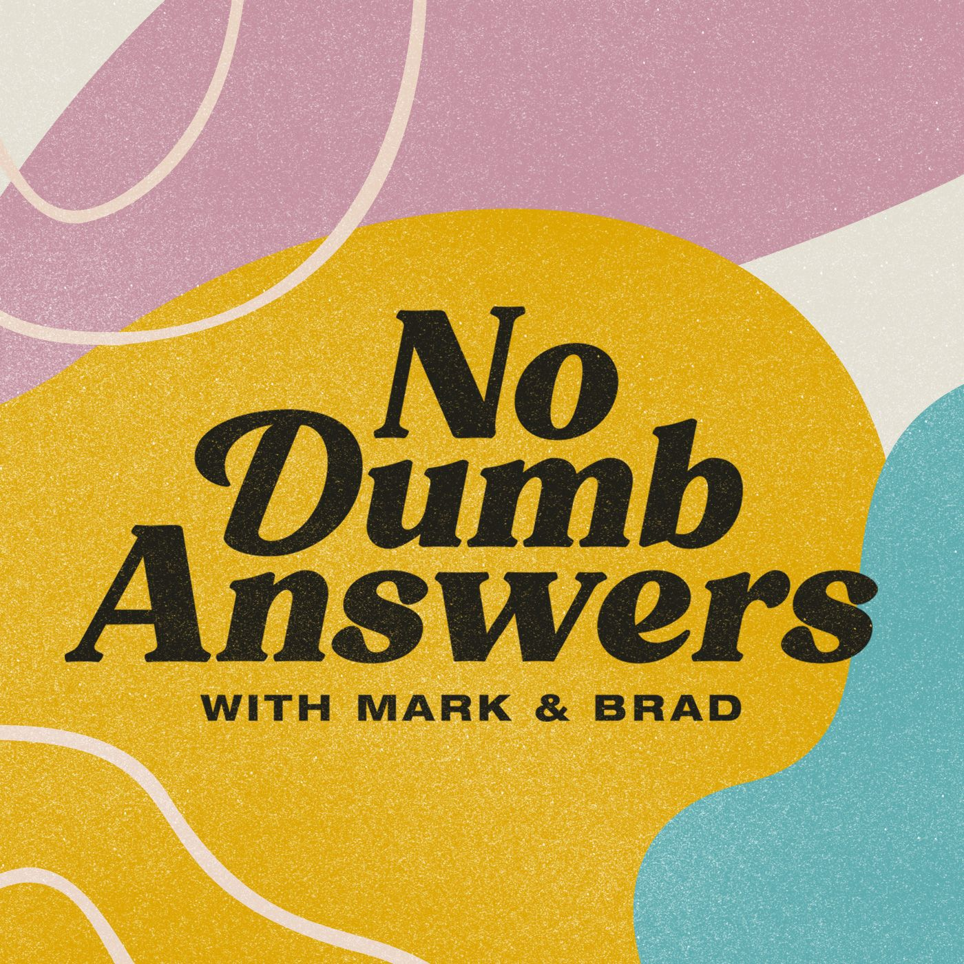 Introducing No Dumb Answers with Mark & Brad