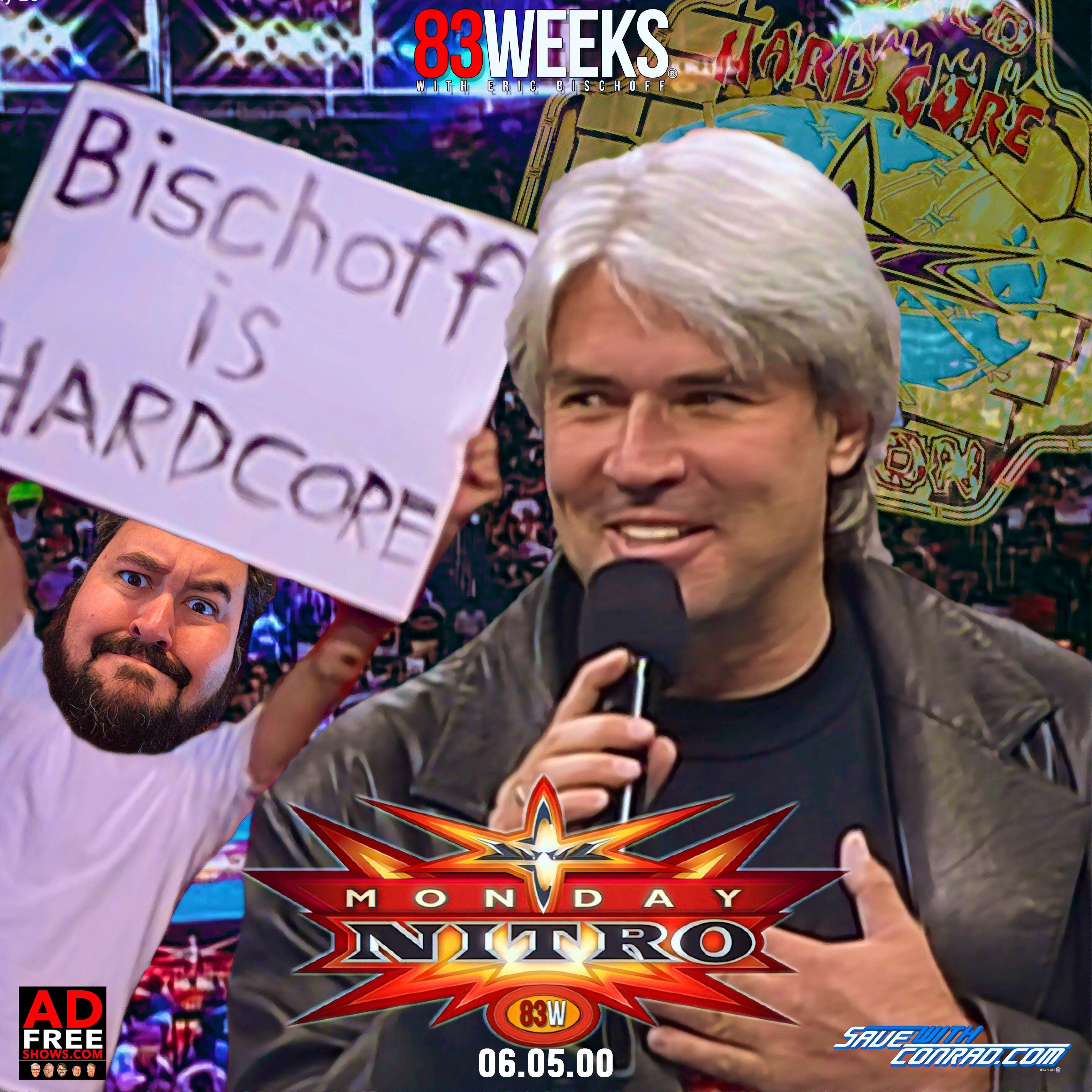 Eric Goes Hardcore! (Nitro 06.05.00)
