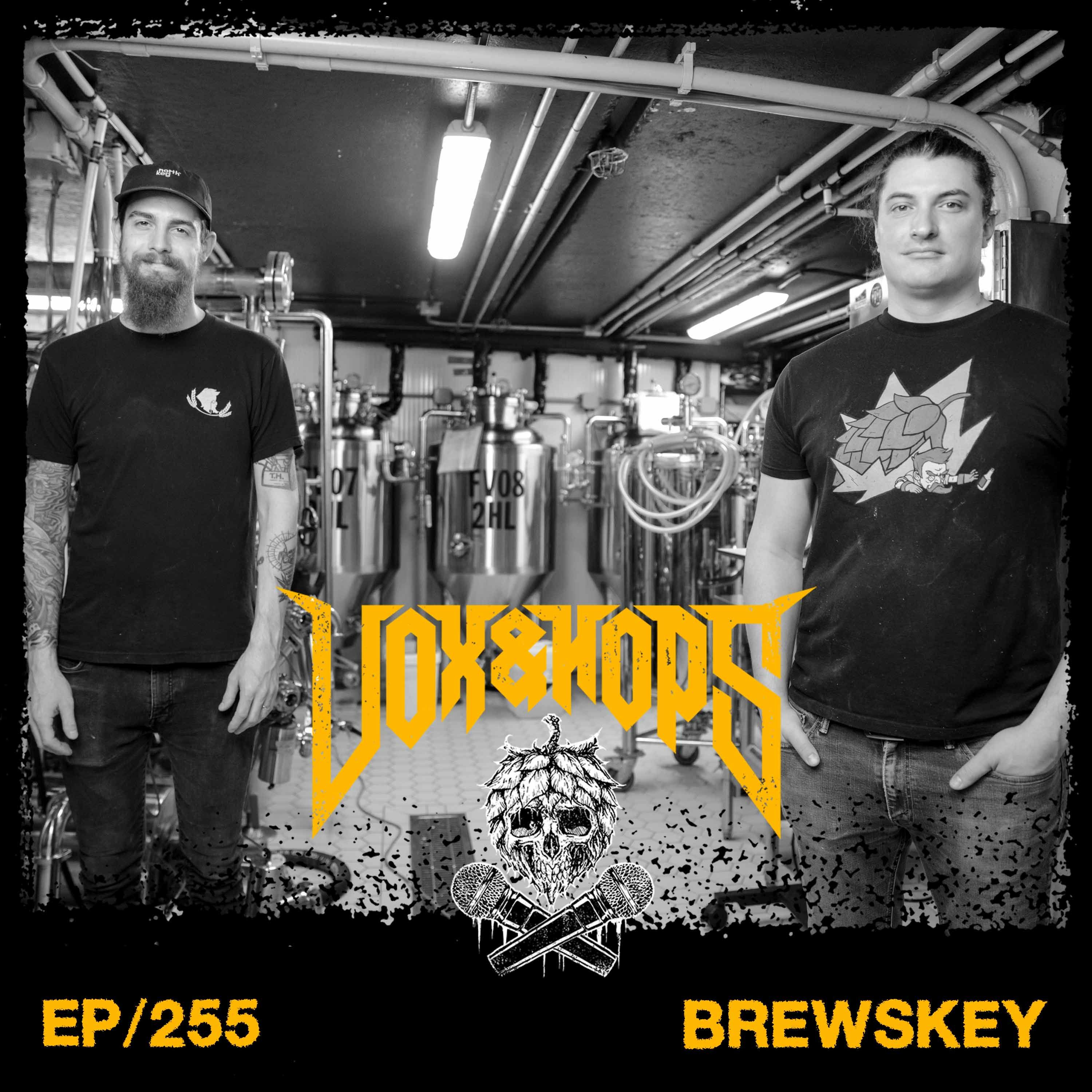 From Banging Heads to Brewing Hype with Derrick Robertson & Zack Heuff of BreWskey