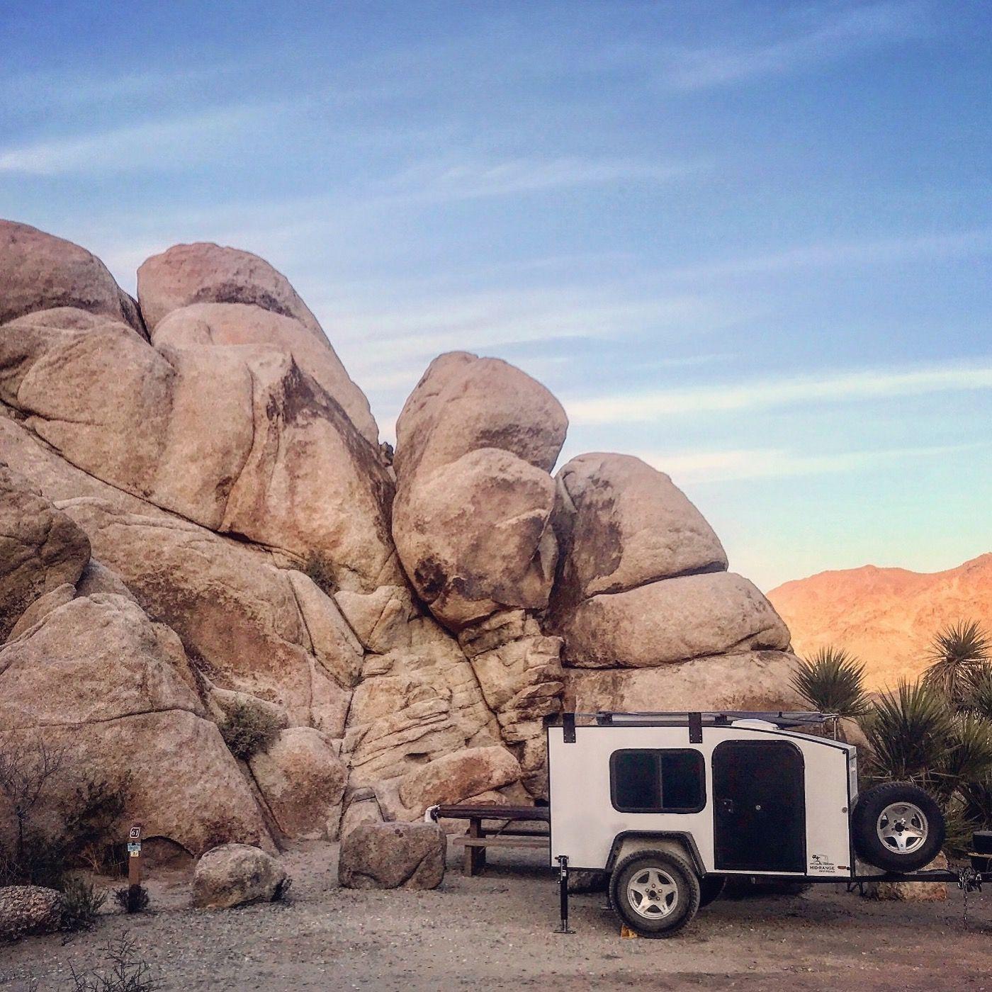 10 Trailer Tales from California's Desert Parks