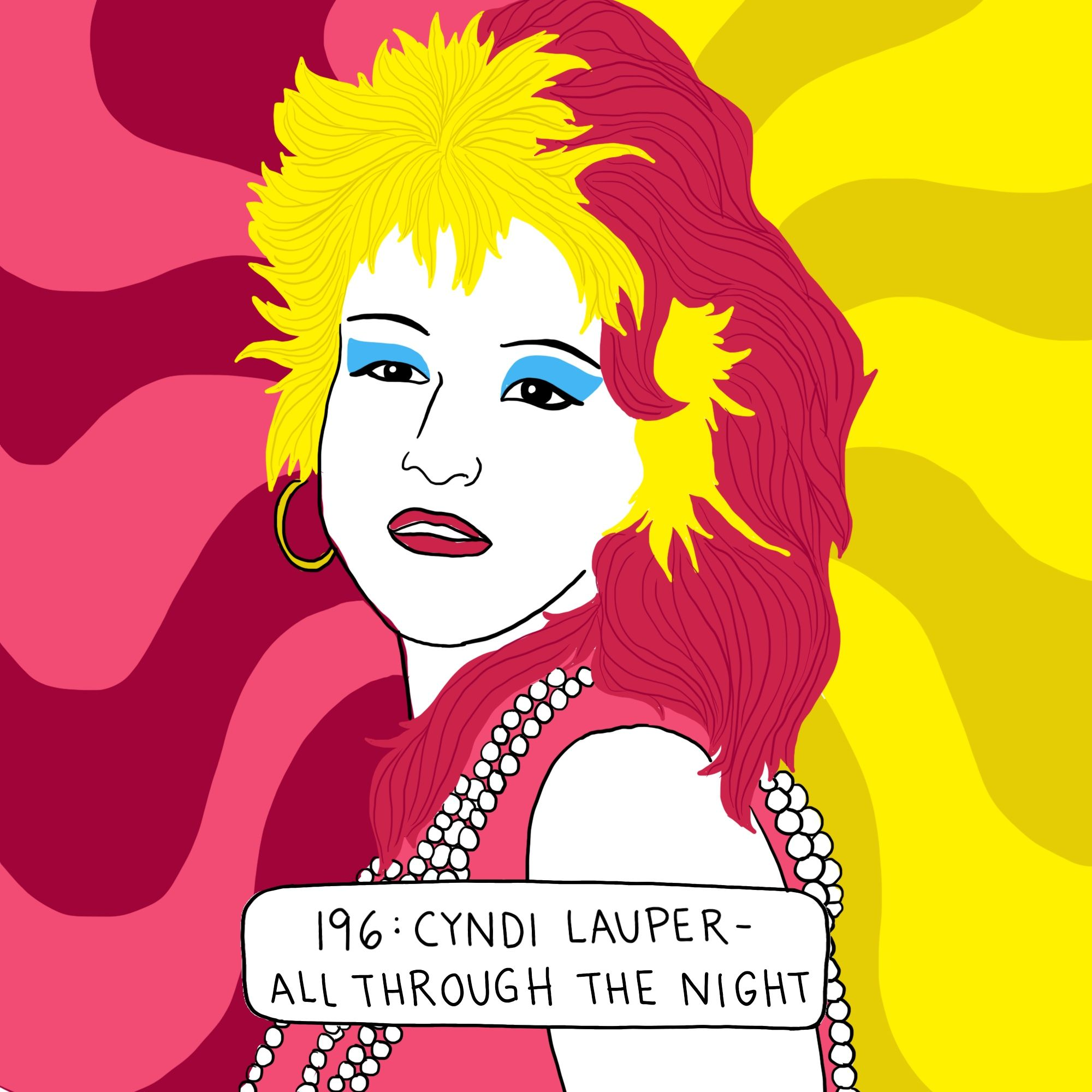 The Cyndi Lauper Conspiracy (with Sam Sanders)