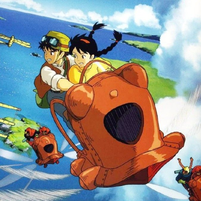 #231: Studio Ghibli Special — Castle In the Sky
