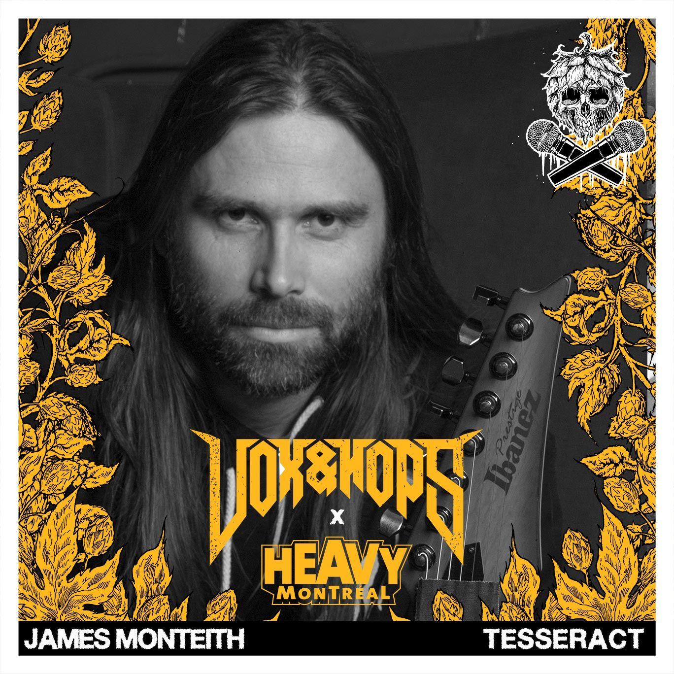 James Monteith (TesseracT)