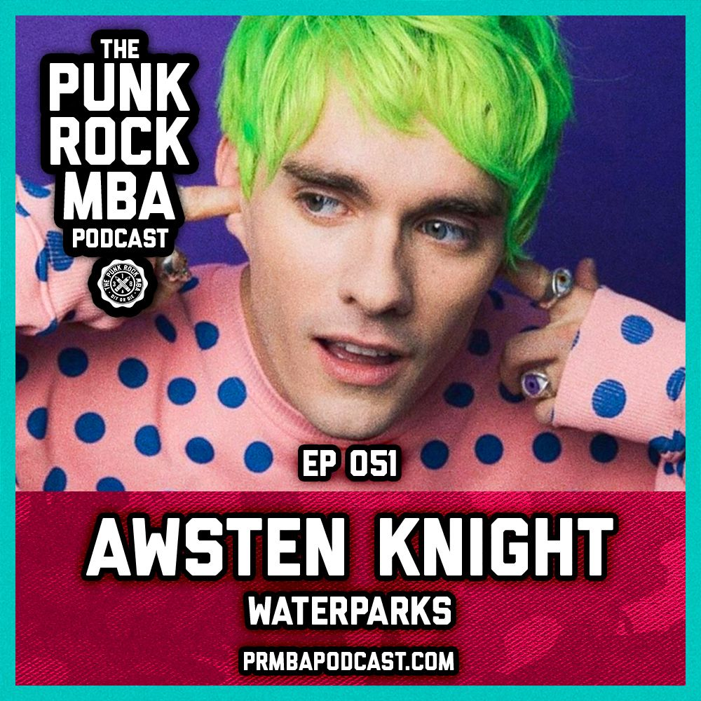 Awsten Knight (Waterparks)
