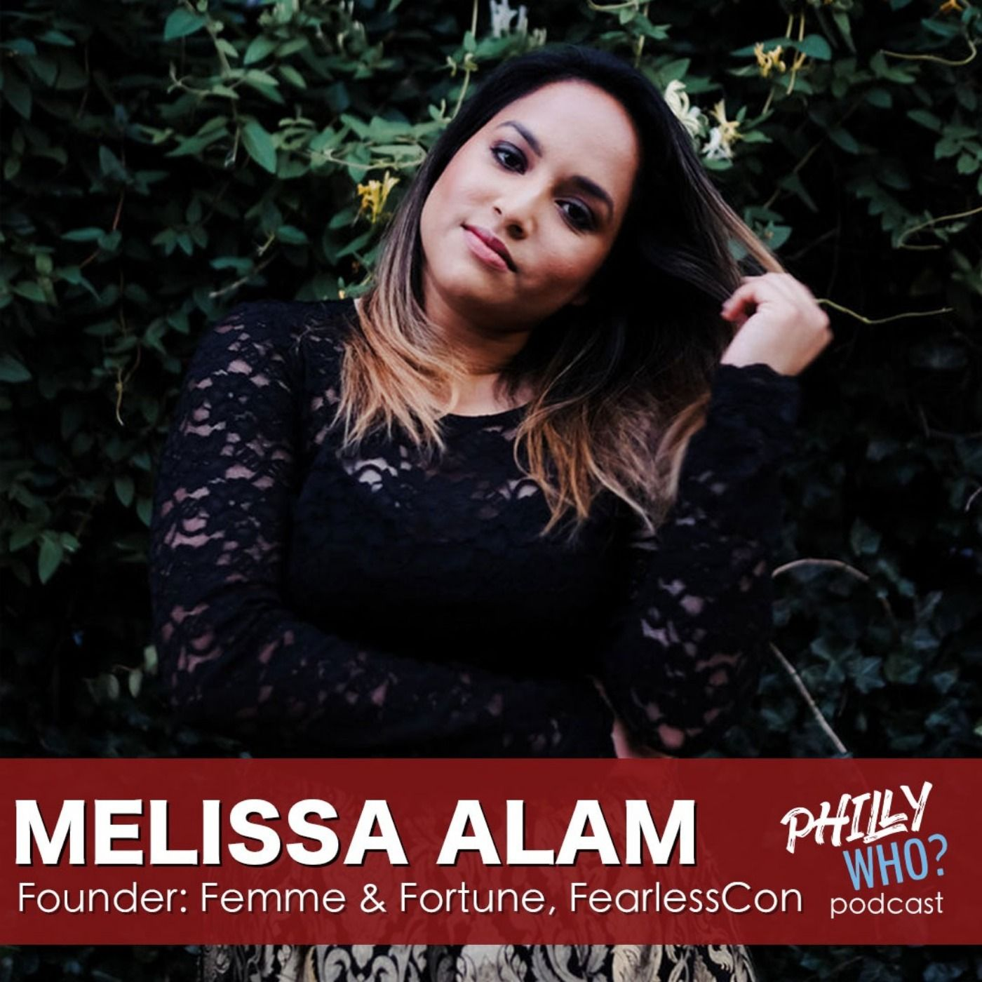 Melissa Alam: Social Media & Branding Expert, Founder of Female-focused FearlessCon