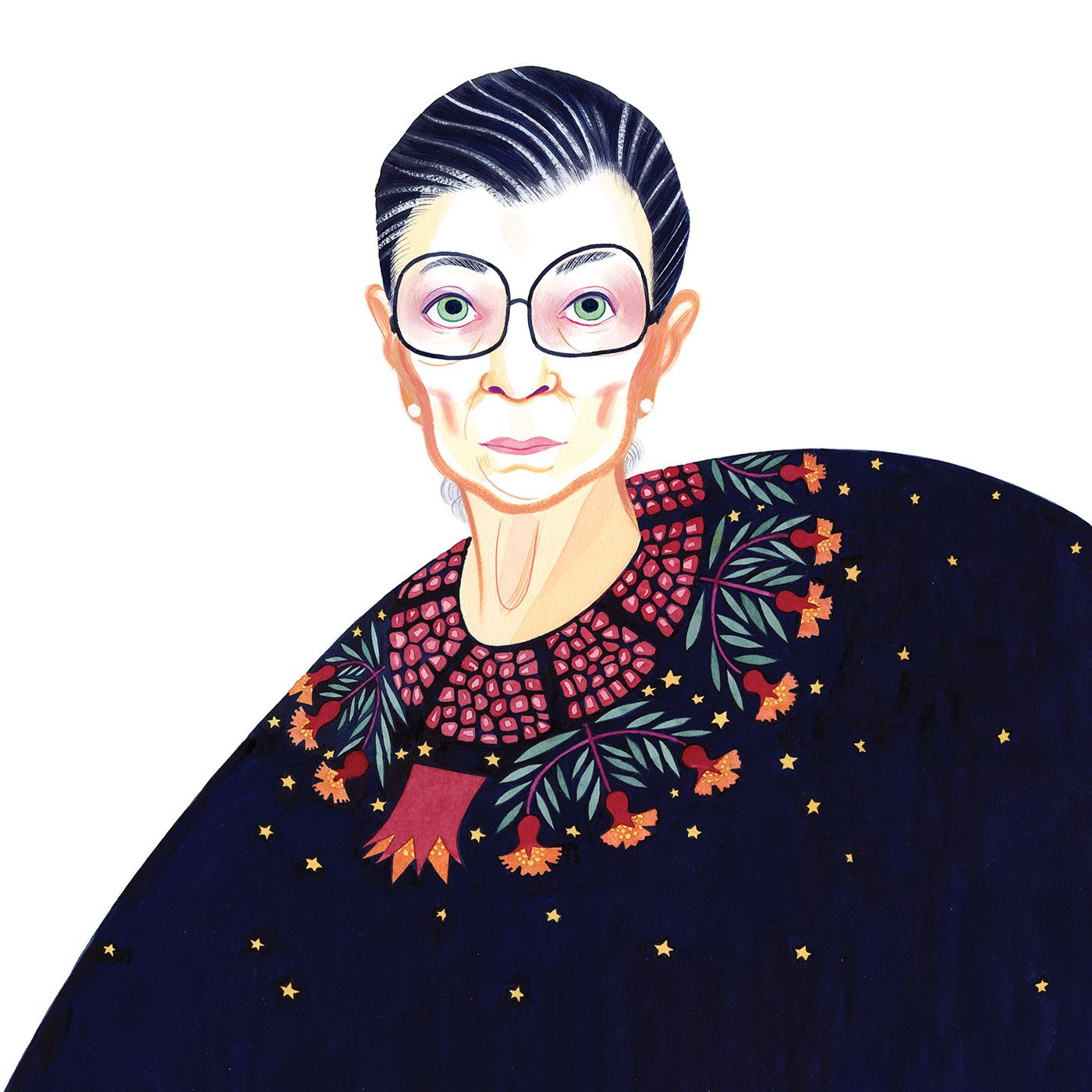 Best of Rebel Girls: Ruth Bader Ginsburg read by Priscilla Chan