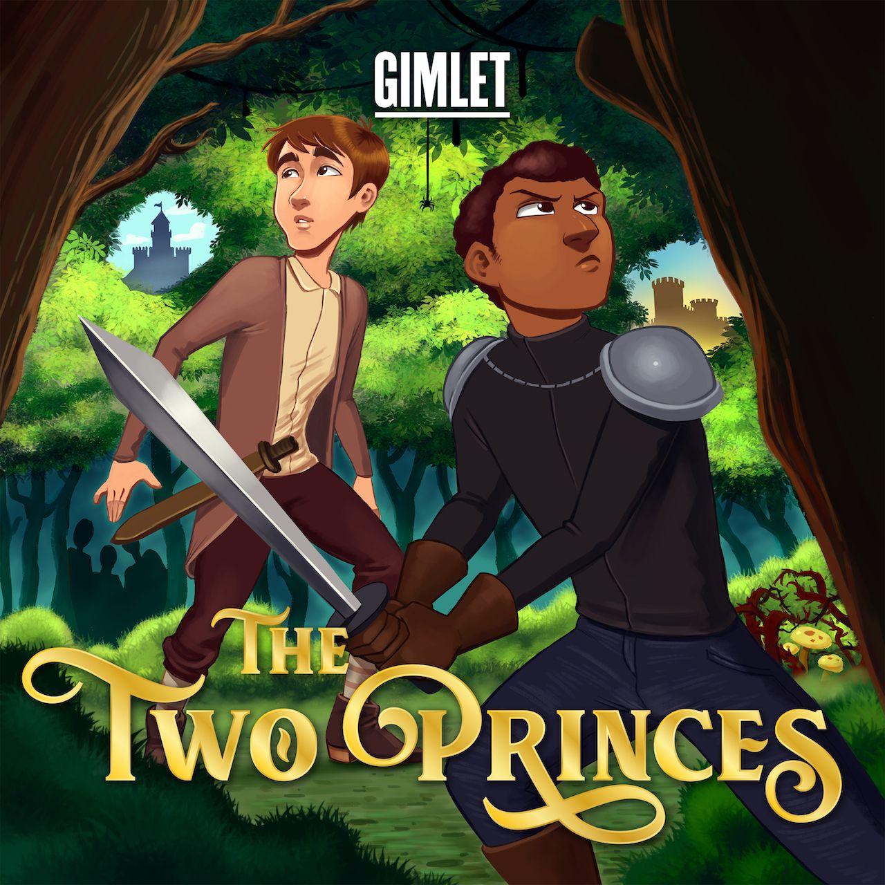 S1 Ep2: Prince and Thief