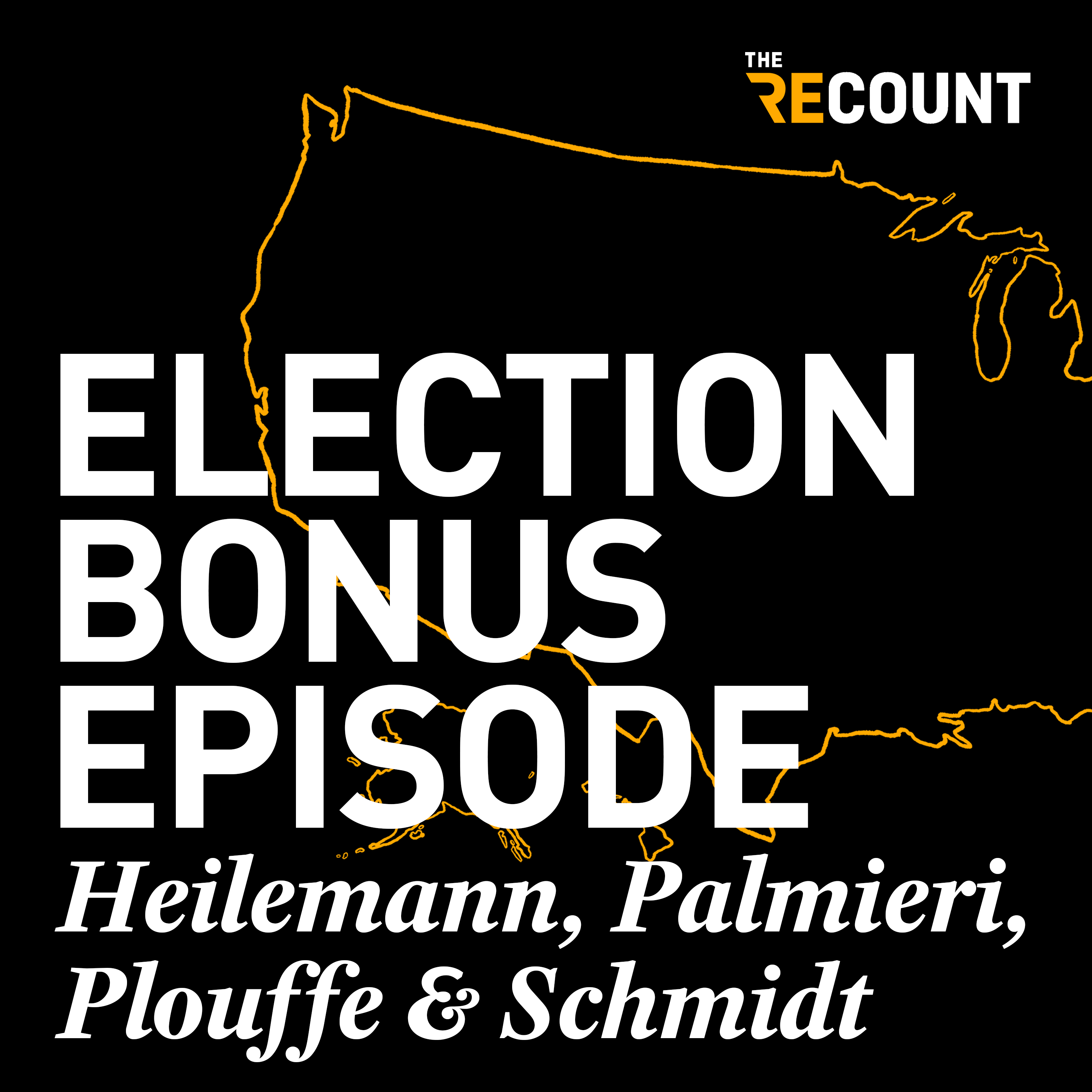 The Recount's Election Bonus Episode