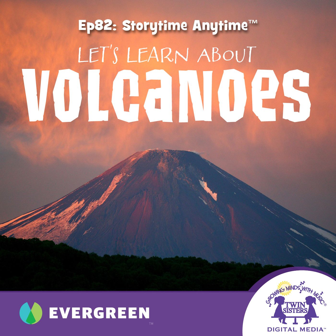 Let's Learn About Volcanoes