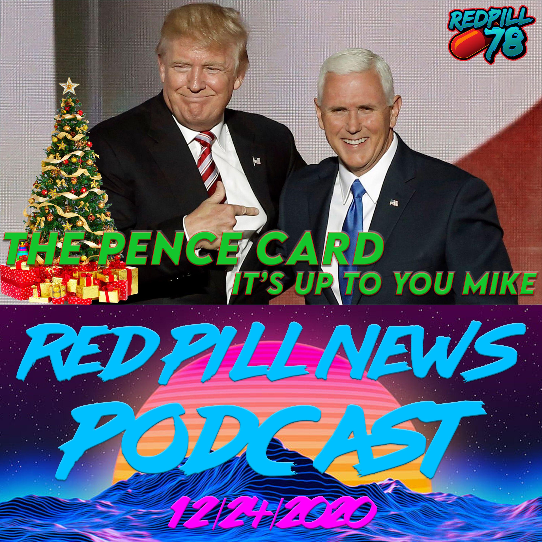 Merry Christmas Eve - The Pence Card