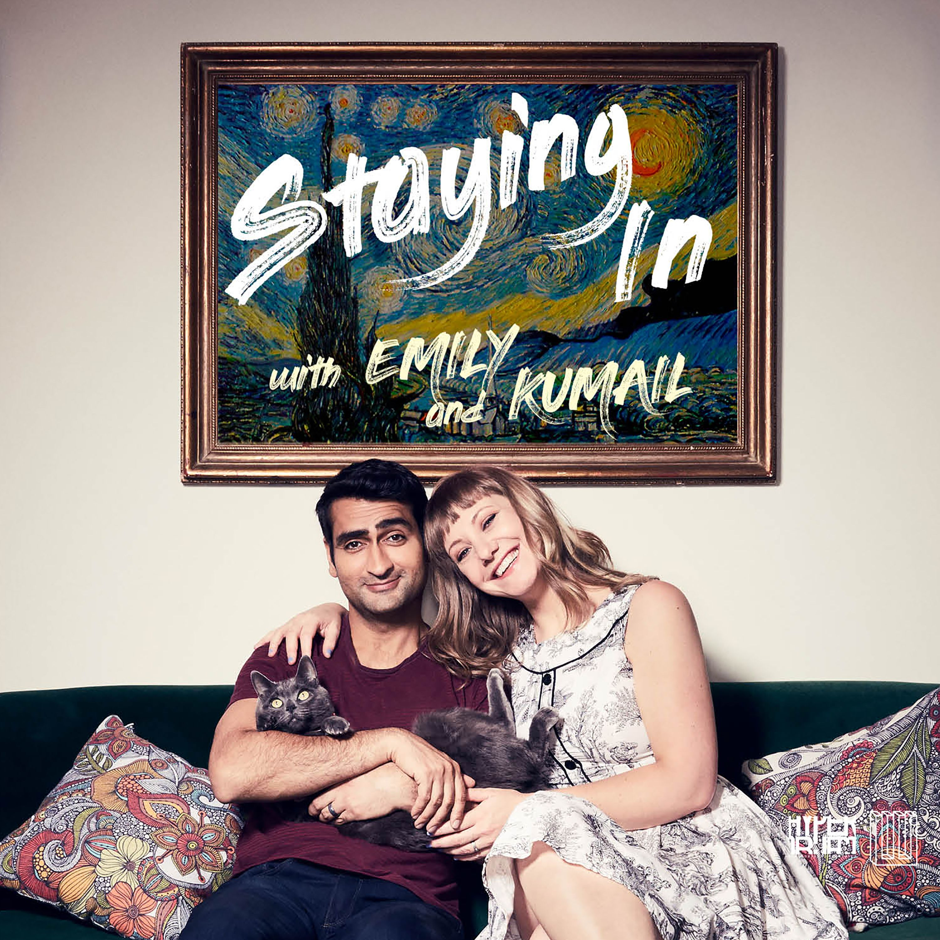Staying In with Emily & Kumail | Listen via Stitcher for Podcasts