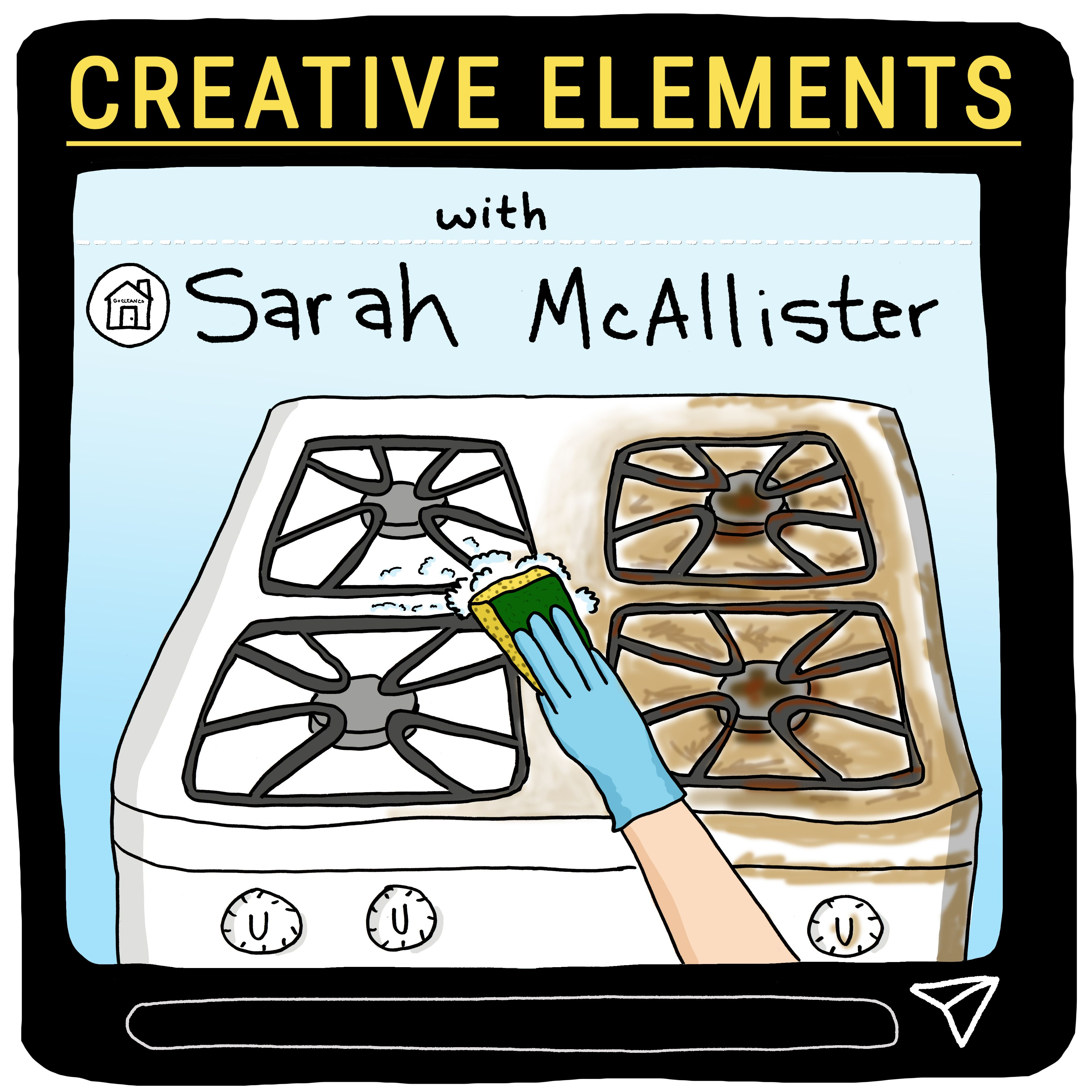 #46: Sarah McAllister of GoCleanCo [Scrappiness]