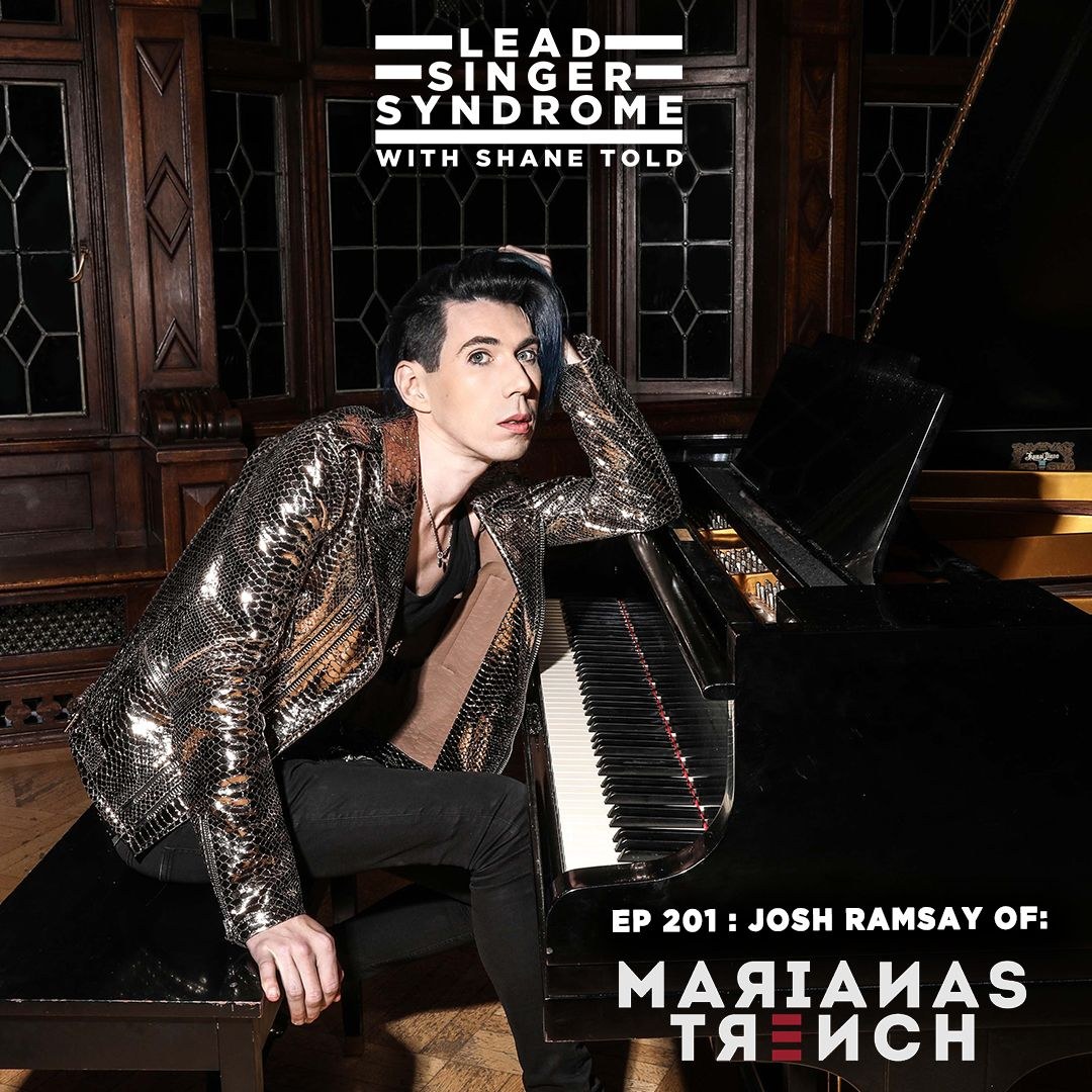Josh Ramsay Marianas Trench Lead Singer Syndrome With Shane Told On Acast