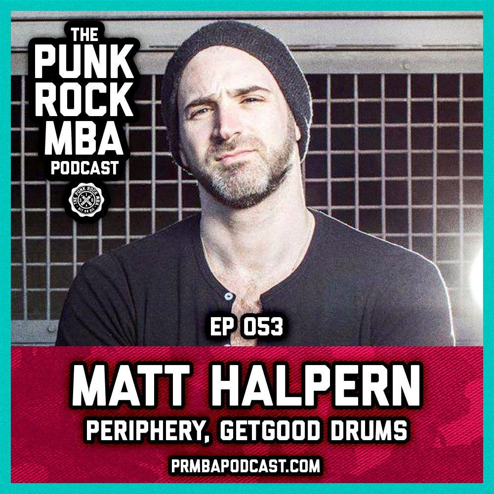 Matt Halpern (Periphery, GetGoodDrums)