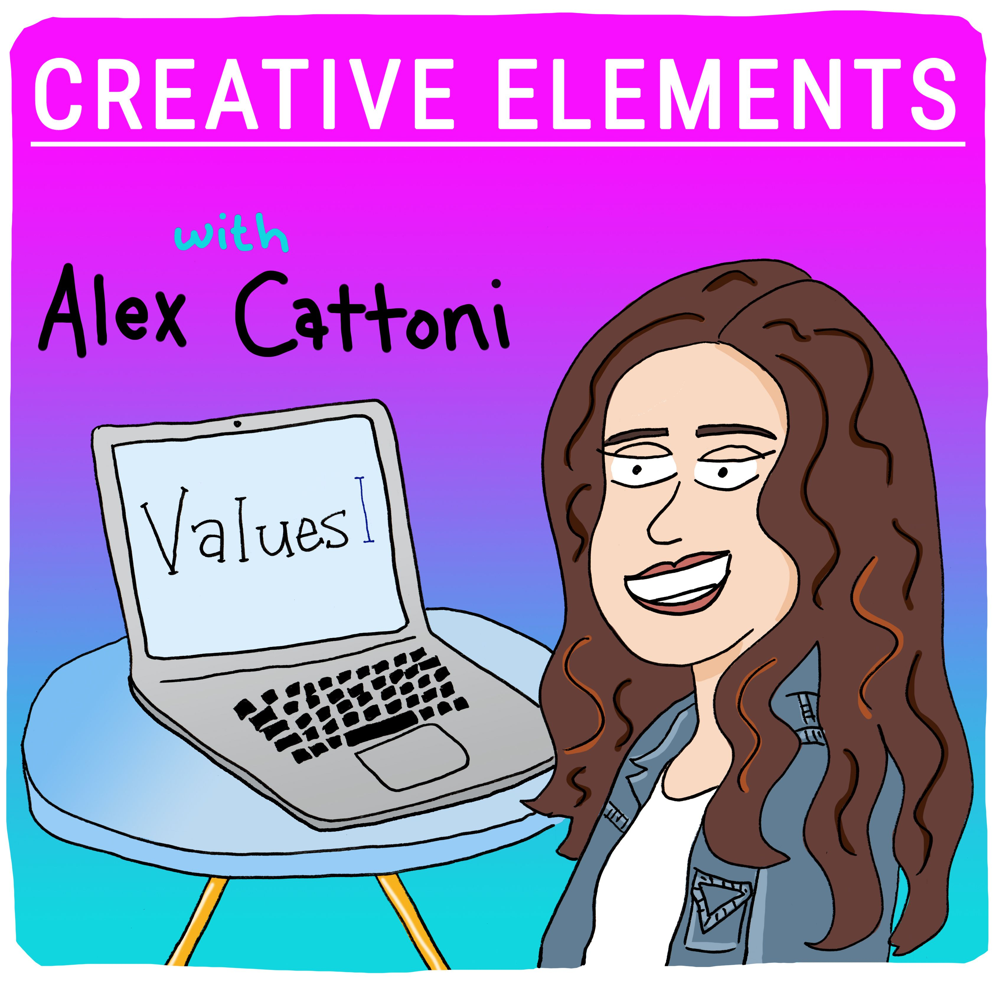 #42: Alex Cattoni [Values]