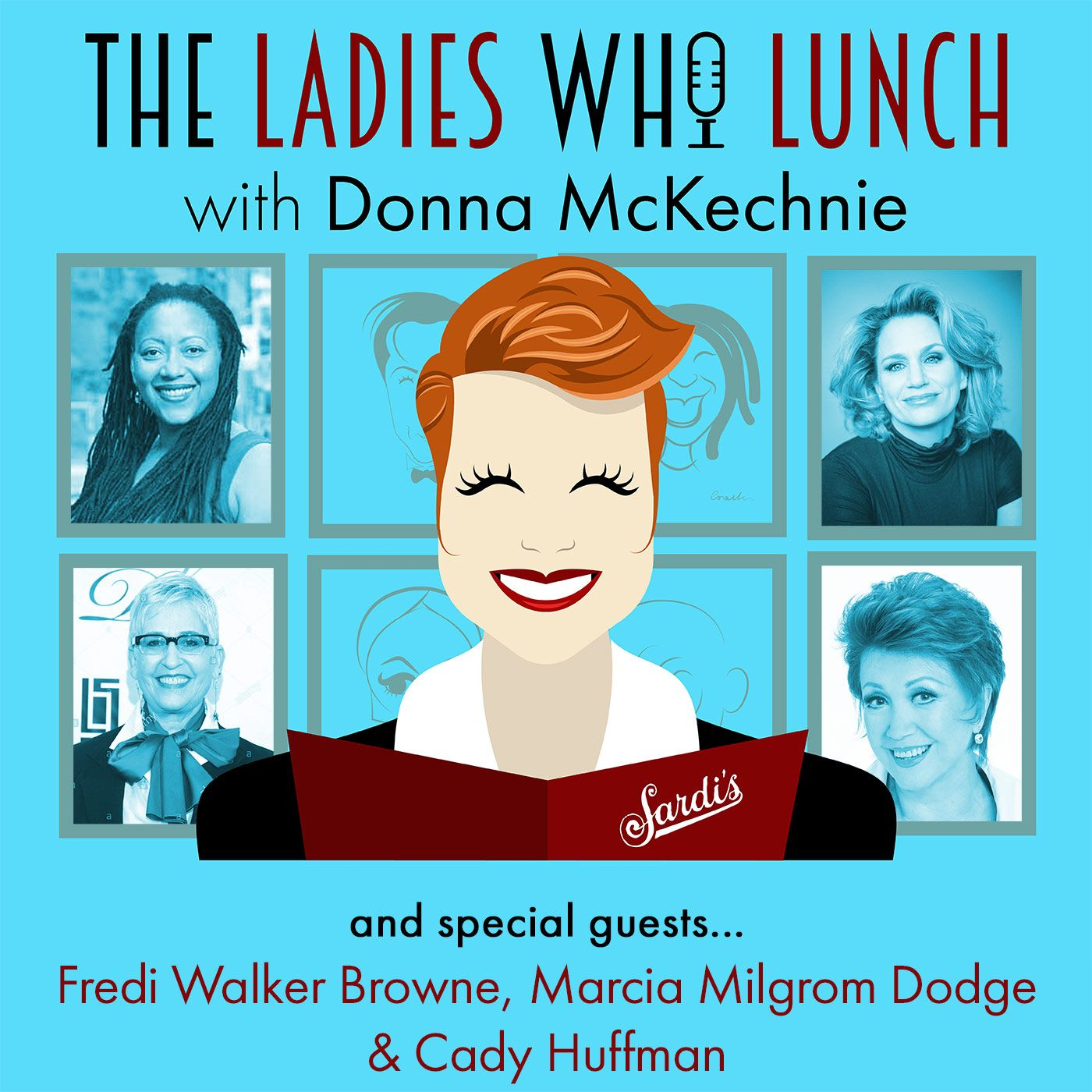 #2 - Fredi Walker-Browne, Marcia Milgrom Dodge & Cady Huffman