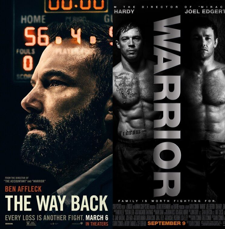 Episode 42: The Way Back & Warrior w/ Tom Greene (Movies After Work Podcast)