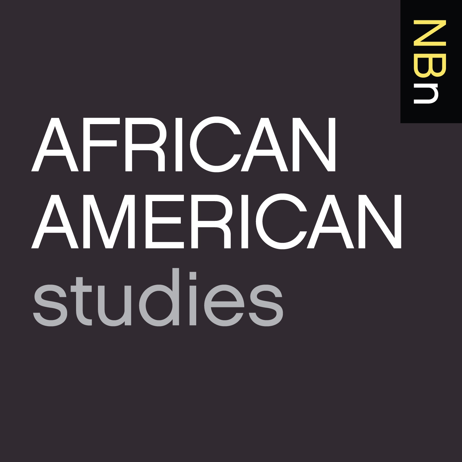 New Books in African American Studies podcast tile
