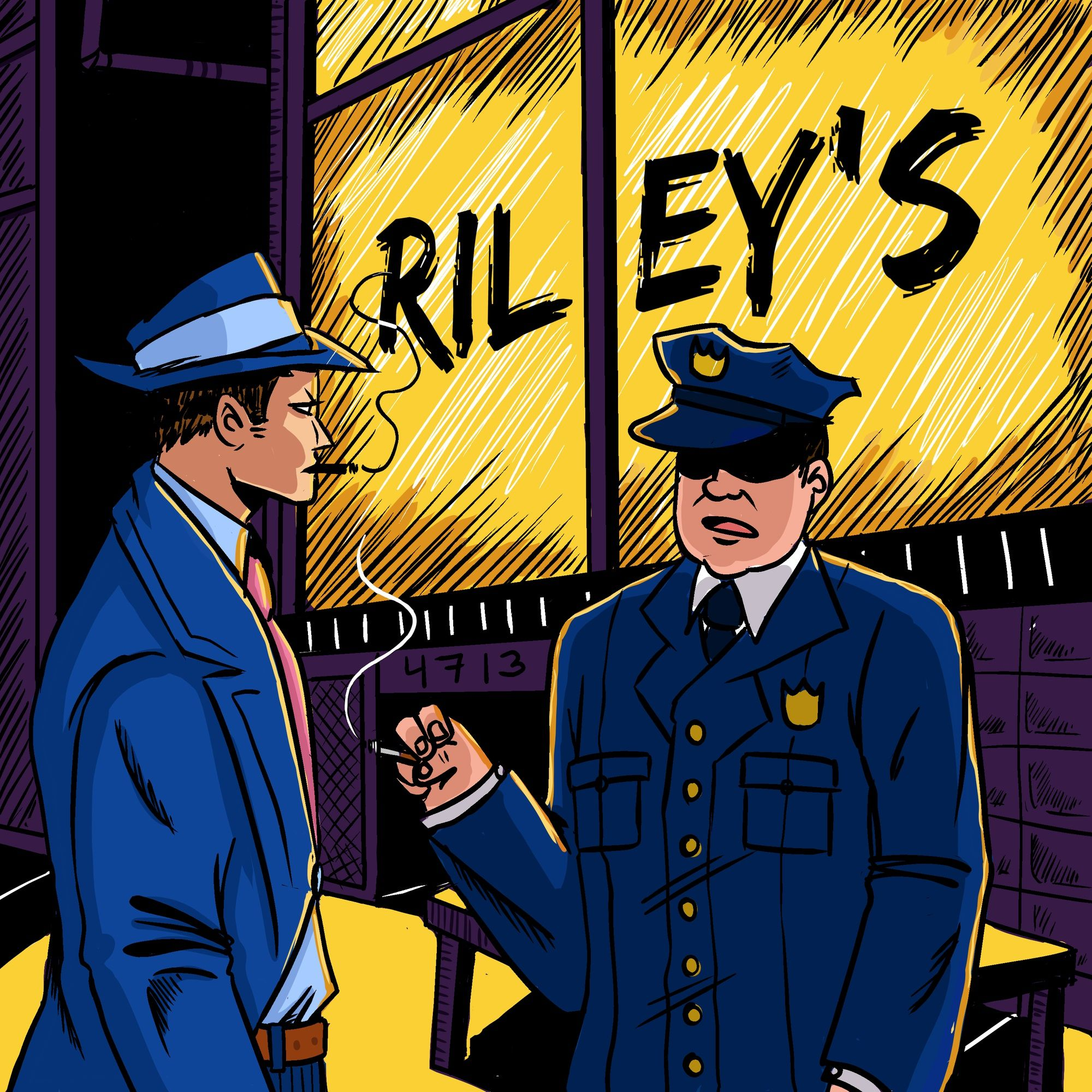 Riley's (Chapter 2 of MITGR)