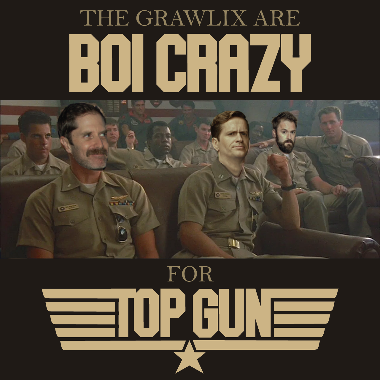 Boi Crazy: Top Gun