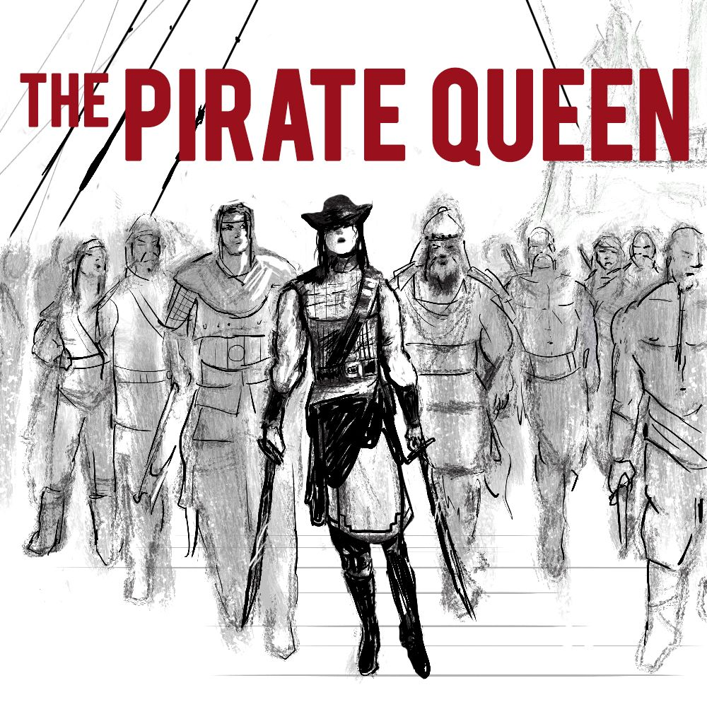 EPISODE 24 The Pirate Queen