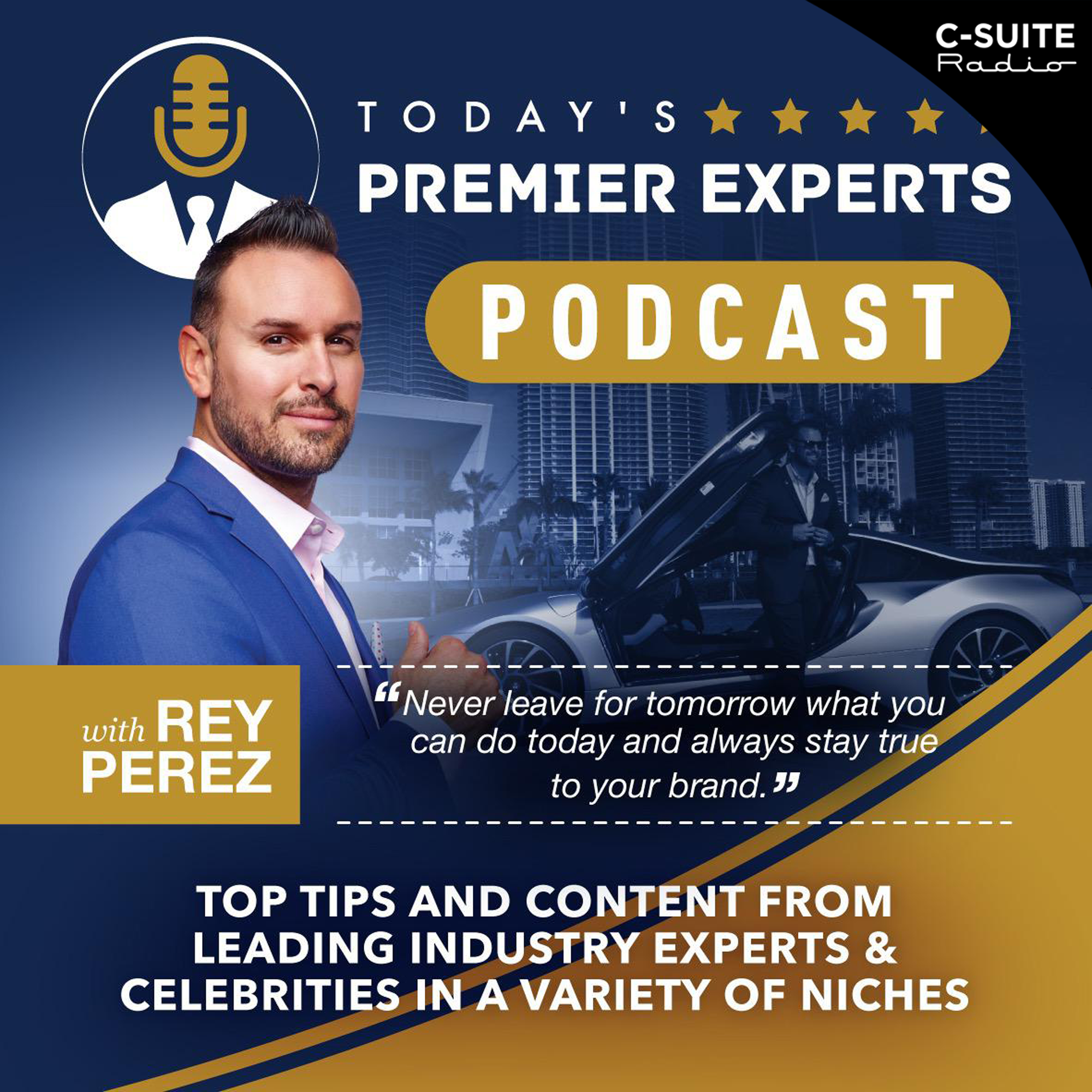 Today's Premier Experts