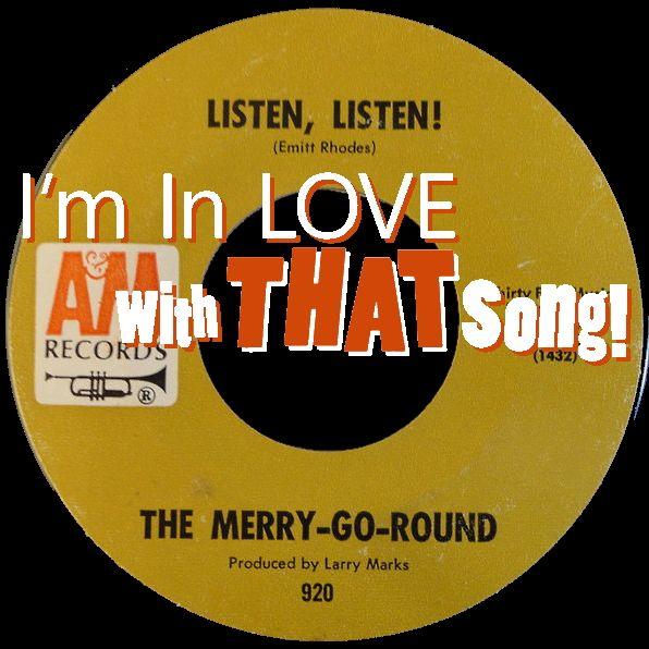 """The Merry-Go-Round - """"Listen Listen!"""""""