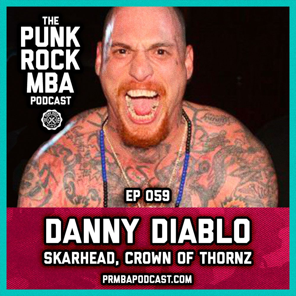 Danny Diablo (Skarhead, Crown of Thornz)