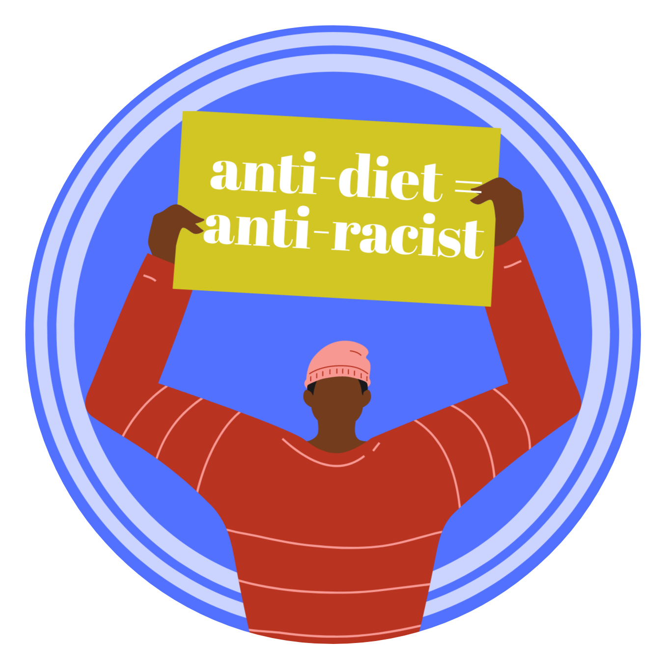 Fatphobia (& Foodphobia) is Anti-Blackness with Da'Shaun Harrison