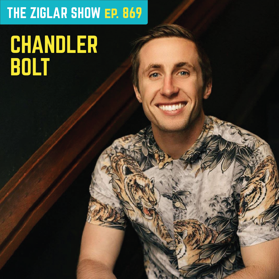 869: Leverage Your Impact With A Book | Chandler Bolt