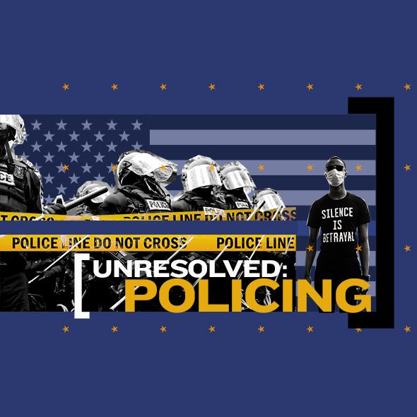 #184 - Unresolved: American Policing