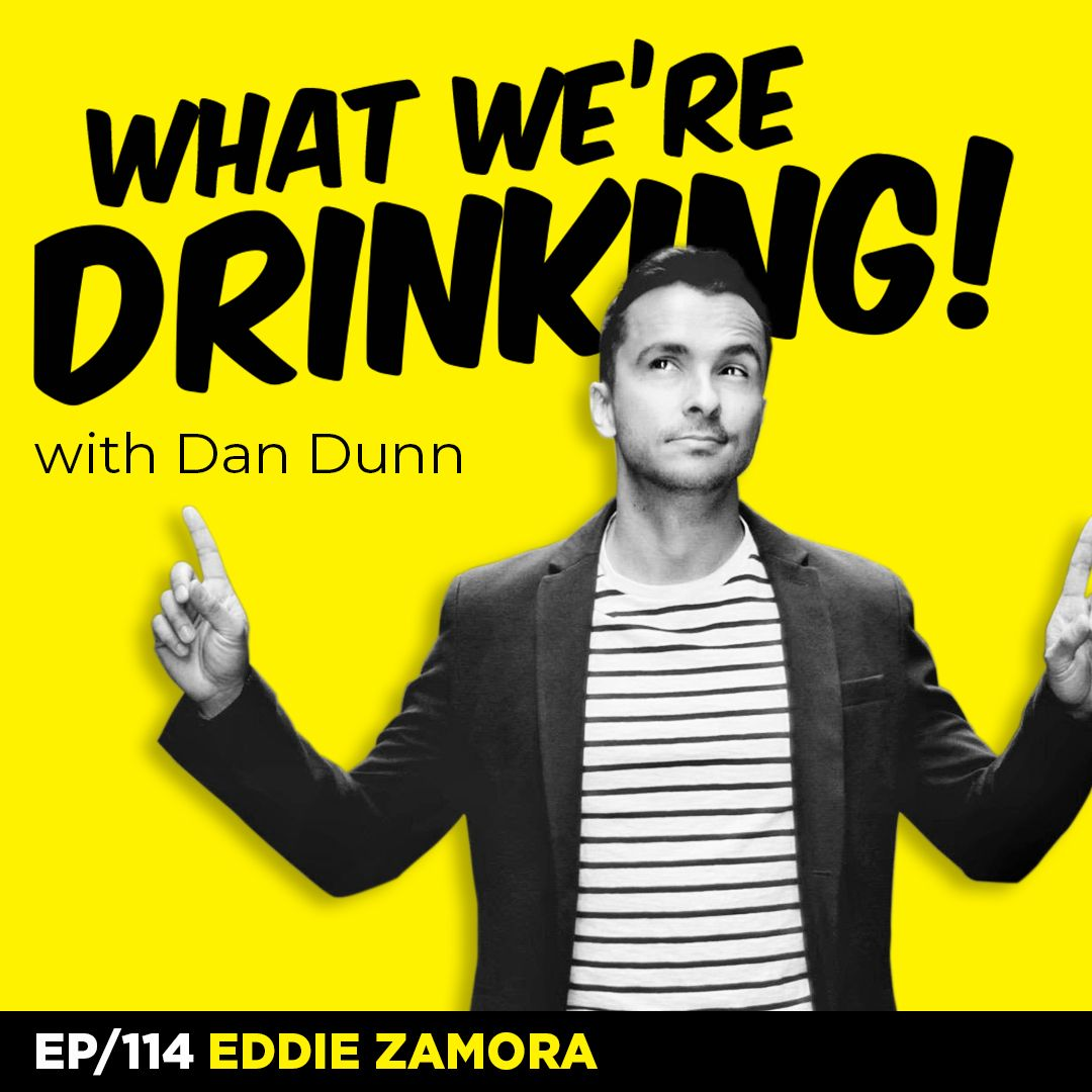 114. Eddie Zamora, the Yum Yum Foodie