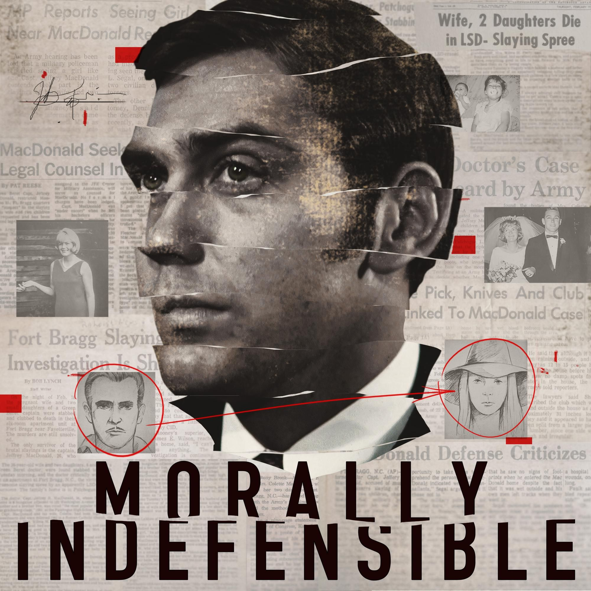 Coming Soon | Morally Indefensible