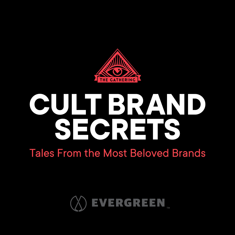 Cult Brand Secrets podcast tile