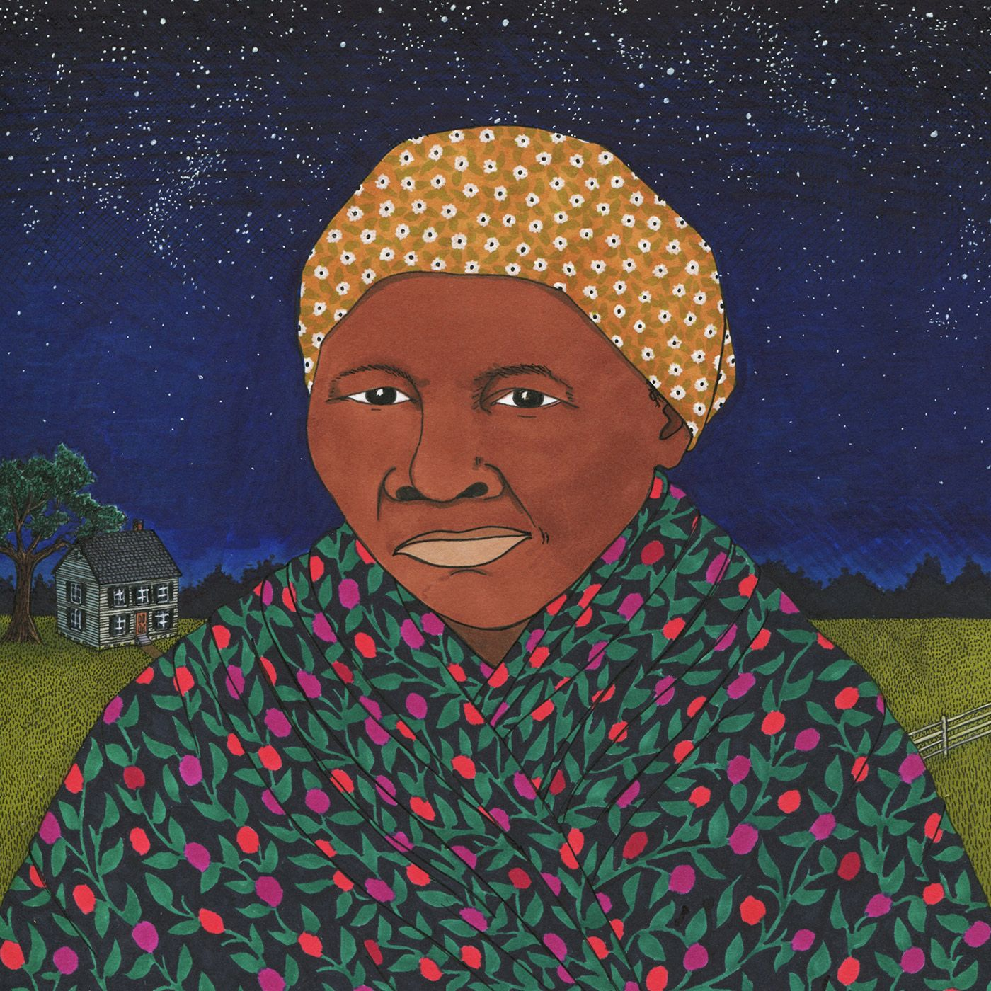 Best of Rebel Girls: Harriet Tubman read by Tarana Burke
