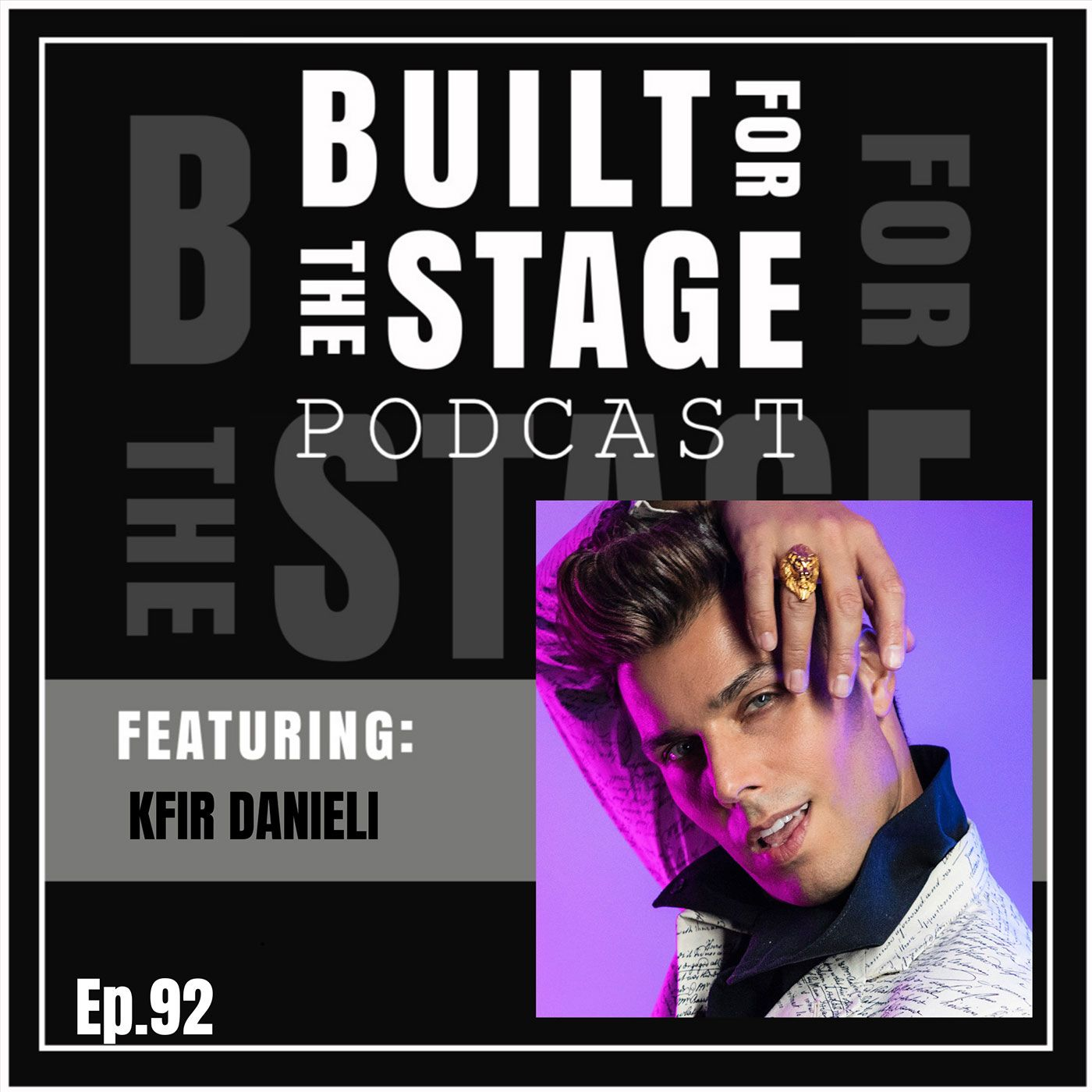 #92 - Kfir Danieli - PHANTOM OF THE OPERA