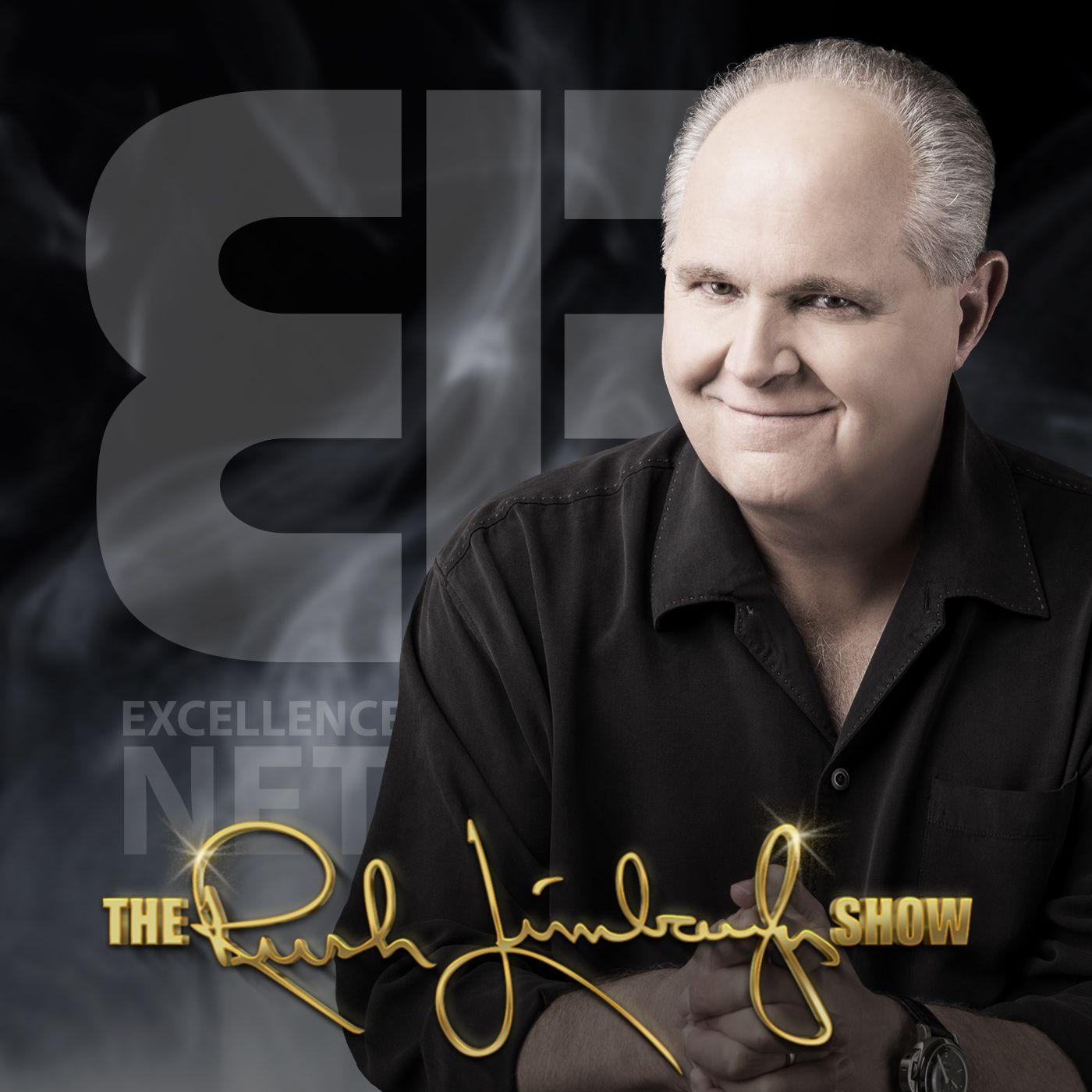 The Rush Limbaugh Show Podcast - Feb 12 2021