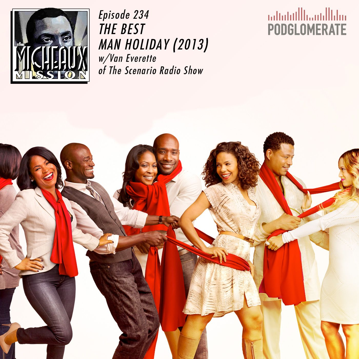 The Best Man Holiday (2013) with Van Everette