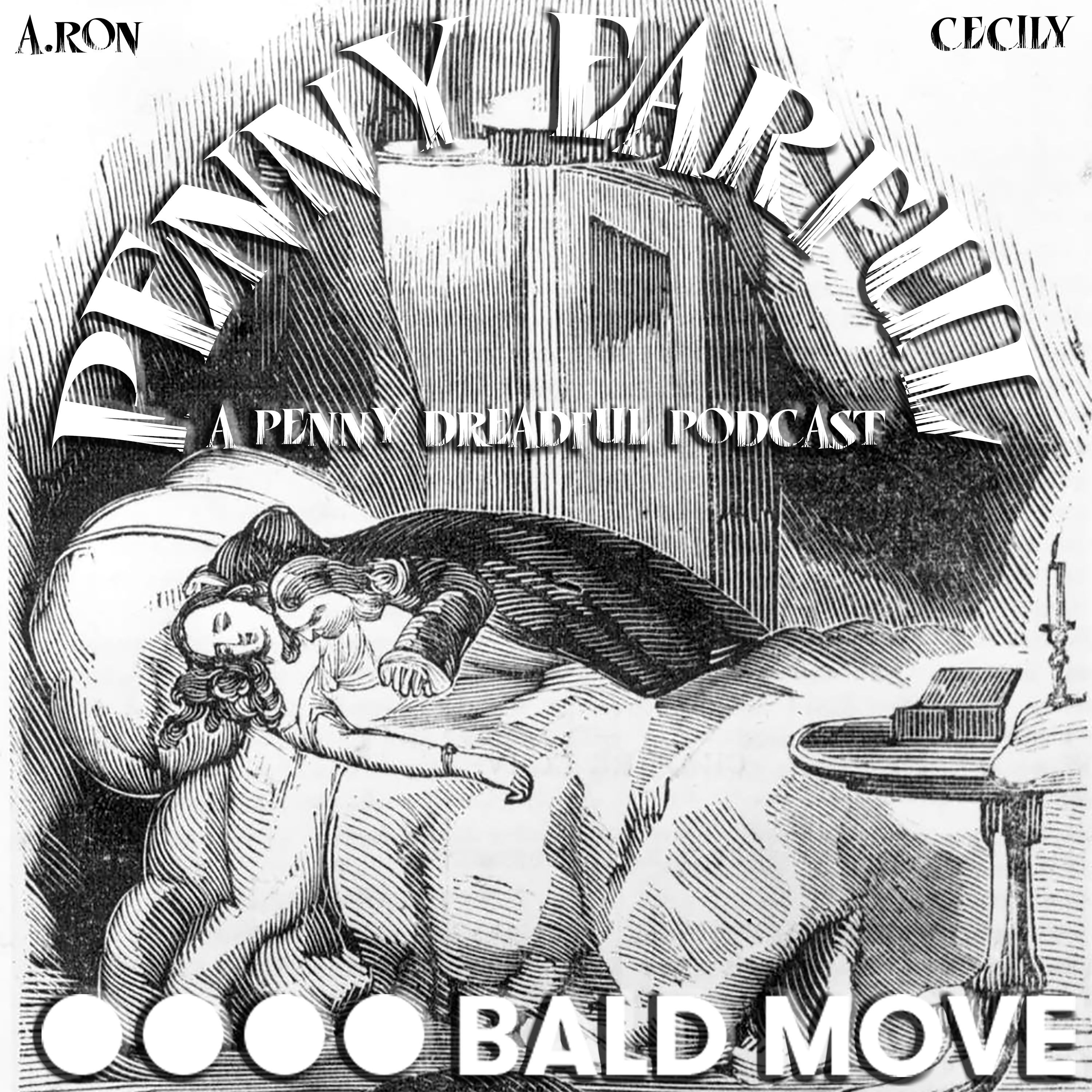 Penny Earful - A Penny Dreadful Podcast