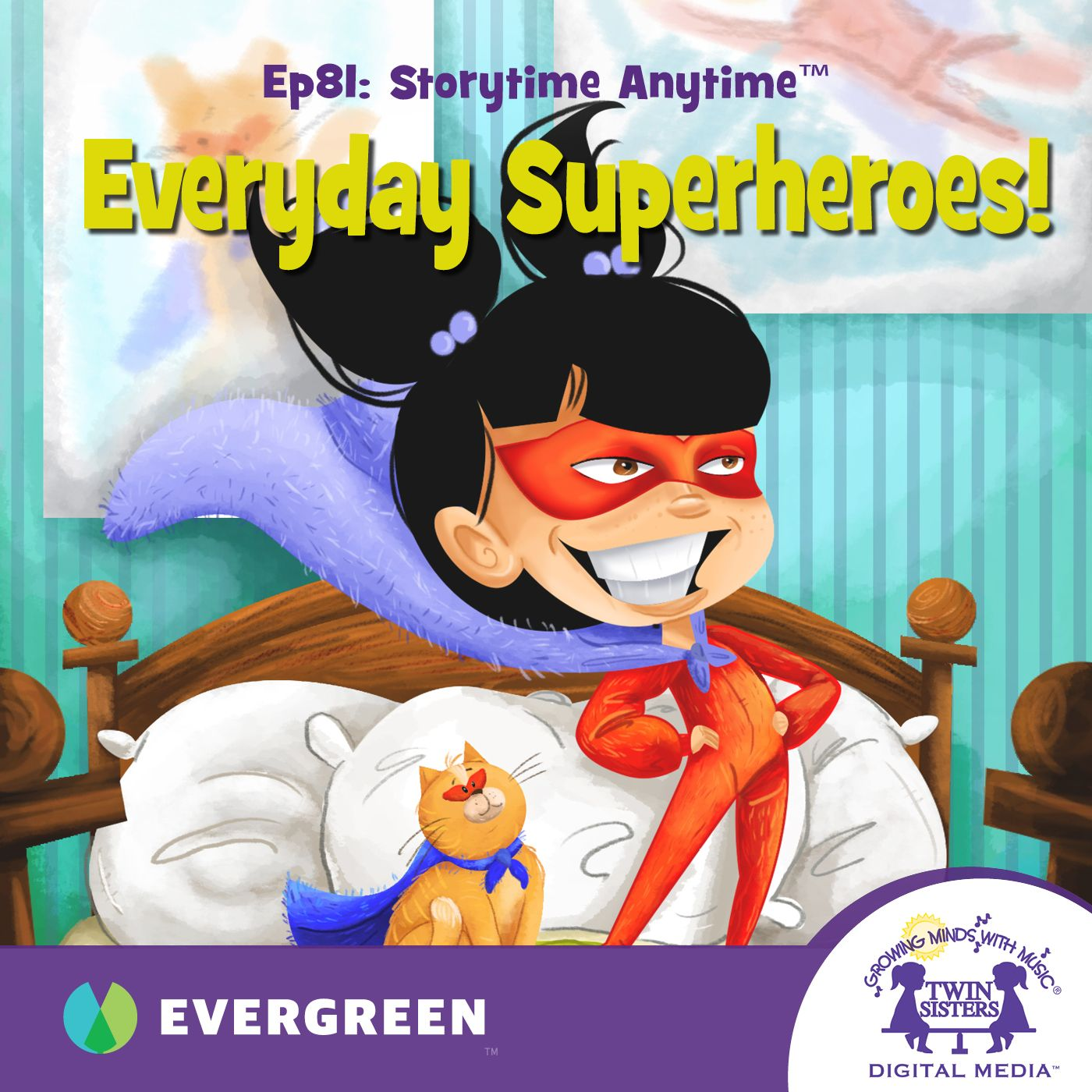 Everyday Superheroes!
