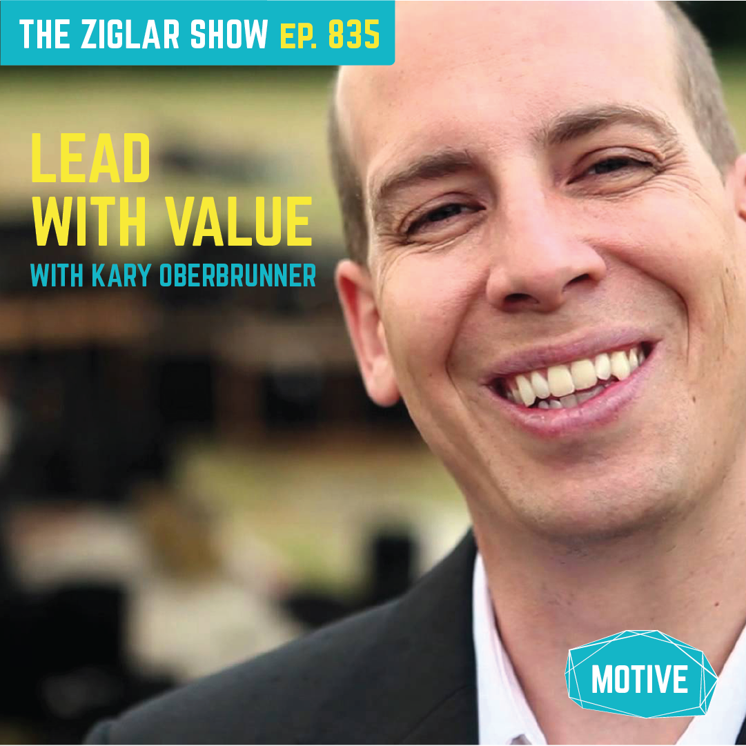 835: Lead With Value | Habits with Kary Oberbrunner